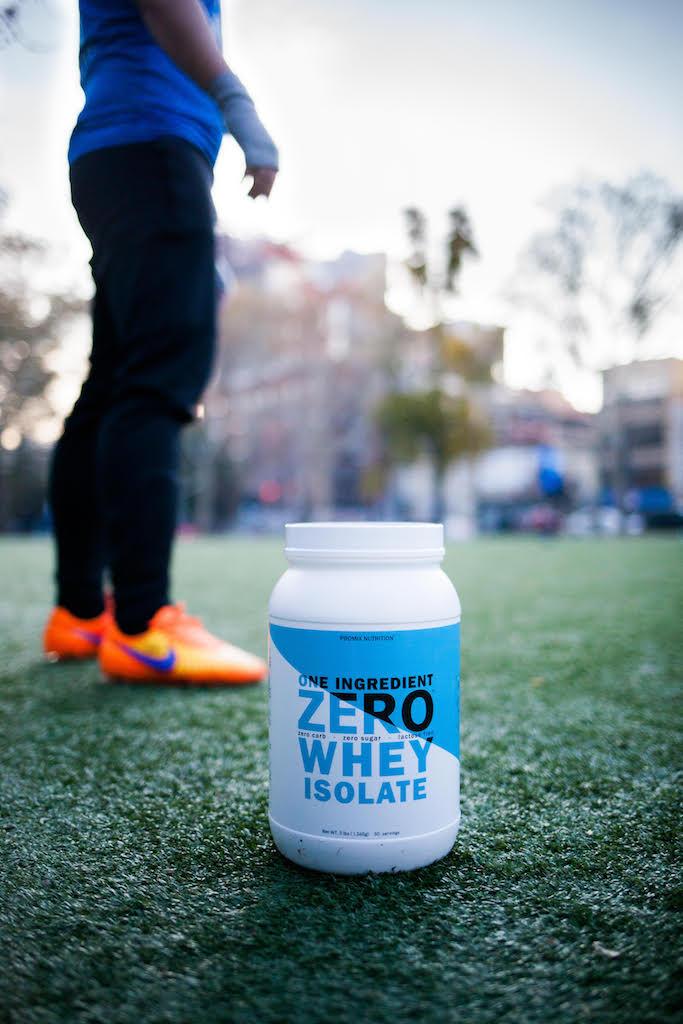 ProMix One Ingredient Zero Whey Isolate Protein Powder Keto
