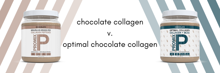 ProMix Nutrition Chocolate Collagen v. Optimal Chocolate Collagen