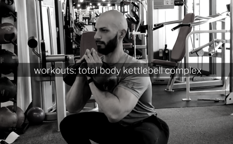 ProMix Total Body Kettlebell Workout