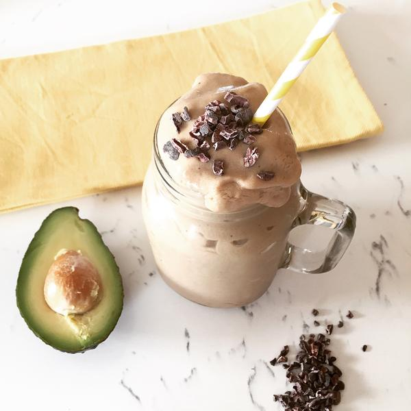 promix keto smoothie avocado