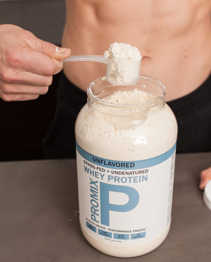 Promix whey Protein Powder