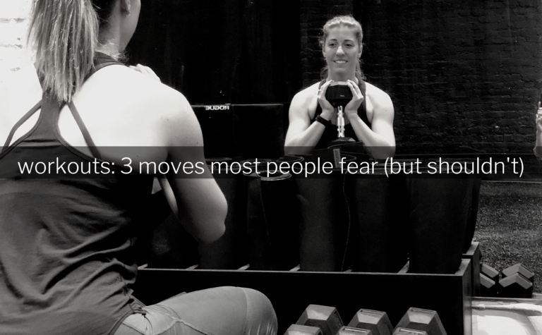 3 moves squat
