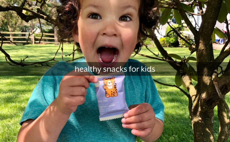 Healthy snacks for kids Promix Nutrition